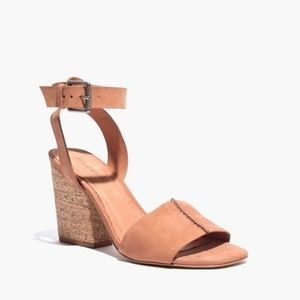 Madewell Corey Ankle Strap Sandal